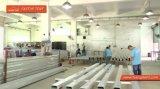 자동차 쇼 직경 10m 100 사람들 Seater 게스트를 위한 호화스러운 아BS 육각형 천막