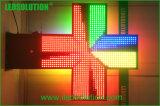 Le double a dégrossi 3D Croix Pharmacie