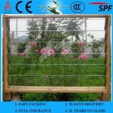 Ce de 4-12m m y vidrio de flotador ISO9001 para el vidrio de la lumbrera