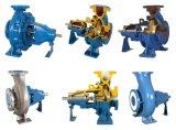 Pompe centrifuge d'aspiration de fin