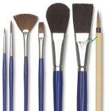 فنّ فرشاة من خشبيّة فخّار [توول كيت], قلم خشبيّة ([م40-1001])