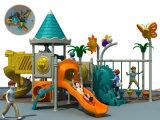 Equipo de tierra del juego del parque de atracciones del juego de niños de Entertainement 2017
