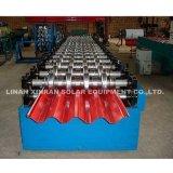 機械CNC機械を形作る艶をかけられたカラー屋根瓦ロール