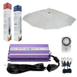 Se Umbrella Grow Light 400W Kit