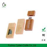8GB personalizou o baixo preço da movimentação de madeira do flash do USB do costume