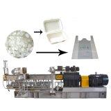 De tweeling Extruder van de Schroef voor het Plastic Samenstellen en Uitdrijving