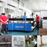 500With1000W de Scherpe Machine van de Laser van de vezel voor Buis