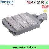 Matériau du corps de lampe en aluminium pur 150 W Rue lumière à LED IP65