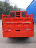 Heavy Cargo TricycleのDriver Back Sideの2 Passenger Seats