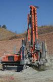 Bouteur chenillé 300mètres de la puissance hydraulique de l'eau plate-forme de forage de puits