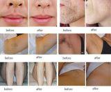 E-Luz de IPL+RF para la máquina del cuidado de piel del rejuvenecimiento de la piel del retiro del pelo