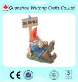 Оптовый радушный сад Decotative производит Figurines Gnome смолаы