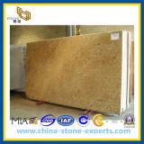 Plak van het Graniet van Madura de Gouden voor Countertop van de Keuken