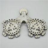 L'OEM di alluminio la pressofusione della casella elettrica, coperchio elettrico, caso elettrico