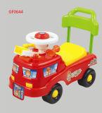 子供の乗車Ons (GF0644)に床を張るフィート