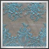 服のための優雅な網の刺繍のレース