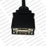 Adaptateur terminal de câble du connecteur 14pin de D