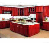 Contre-plaqué de classeur de chêne de tiroir en bois de Module d'office de cuisine