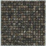 Mosaic Tiles-Dark Emperador