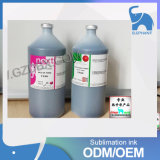 Preço regular para a tinta do Sublimation da tintura de Dx5 J-Tect para a impressora de Mutoh