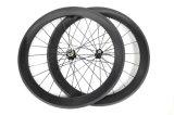 Rodas de Bicicletas de carbono 60mm com pilar Tubular Falou (BX-W60T)