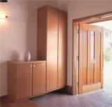 木のドアのためのハードウェアの外部のドアヒンジ