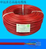 Ciao-Temp. Cavi resistente al fuoco 7 x 0.5 della gomma di silicone