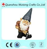 O jardim bem-vindo por atacado Decotative Crafts Figurines do Gnome da resina