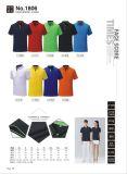 최신 디자인 통기성 수퍼 패션 폴로 반팔 티셔츠