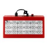 Indicatore luminoso variopinto dello stroboscopio della fase LED della strumentazione del DJ del pavimento 25W di SMD 5050