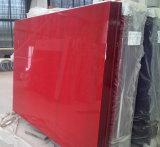 Het geschilderde/Rode Geschilderde Glas van de Kleur/van de Bouw