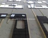 Granito verde scuro della Cina per le mattonelle ed il controsoffitto