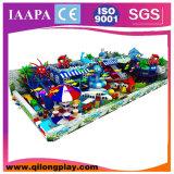 SGS&Ce доказало спортивную площадку мягкой игры занятности темы космоса крытую (QL-043)
