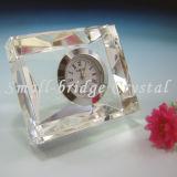 Reloj de tabla cuadrado cristalino (BJ0049)