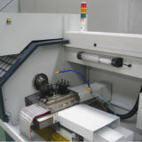 Mini machine de tour de contrôleur de commande numérique par ordinateur de tour de banc (CK0632A)
