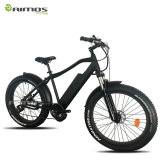 Schmutz-elektrischer Fahrrad-fetter Gummireifen-zentrales Antriebsmotor-elektrisches Fahrrad