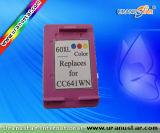 Cartouche d'encre compatible pour les puissances en chevaux 60 (HP60, CC641WN)