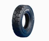 포크리프트 산업 타이어 단단한 타이어 5.00-8