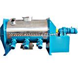 Machine horizontale de mélangeur de mélangeur de bande pour la poudre sèche