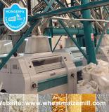 Macchina di macinazione di farina del mais di Fufu Ugali 10-100tons