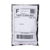 PET Pfosten-sendender Umschlag-Polywerbungs-Beutel mit kundenspezifischem Firmenzeichen