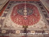 Персидские ковры из шелка (32)