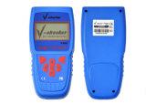 Super V-Checker V500 explorador de diagnóstico del vehículo 9-en-1 para los automóviles asiáticos norteamericanos europeos