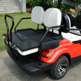 6 Seaters Batterieleistung-elektrisches Golf-Auto