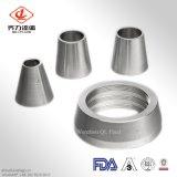 Fabricante concéntrico inoxidable sanitario del reductor del acero 304/316L