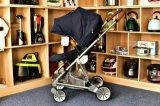 Neuer Entwurf Yoya Sorgfalt-Baby-Spaziergänger mit Aluminiumrahmen