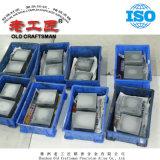 De wolfram Gecementeerde Voering van het Carbide van het Lassen van het Carbide Vacuüm voor Mijnbouw