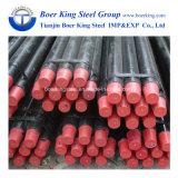 China-Lieferanten-Öl-umkleidendes Bohrgestänge-Schwarz-Stahlgefäß/Rohr