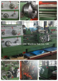 Cw6163 Pesado Universal Chuck Tornos de Grande China Máquina Torno de giro do motor