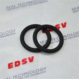 Joints circulaires en caoutchouc de joint circulaire/silicones NBR /Fluorosilicone de joint d'élasticité et de qualité